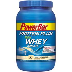 PowerBar ProteinPlus Whey Isolate 100% Tub 570g Vanilla Paradise